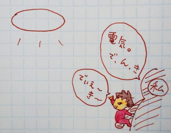 でぃえ~き~